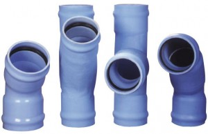 C Series - C.I.O.D. PVC Gasketed Pressure Fittings DR18